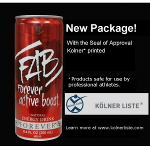 Fab - With the Seal of Approval Kolner printed!