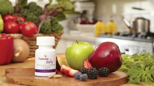 Forever Daily AOS Complex Multivitamin with 55 nutrients