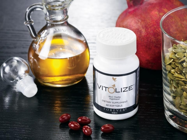Vitolize Anti-Aging supplement for Men